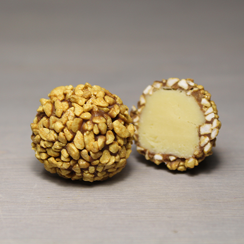 Liqueur truffle