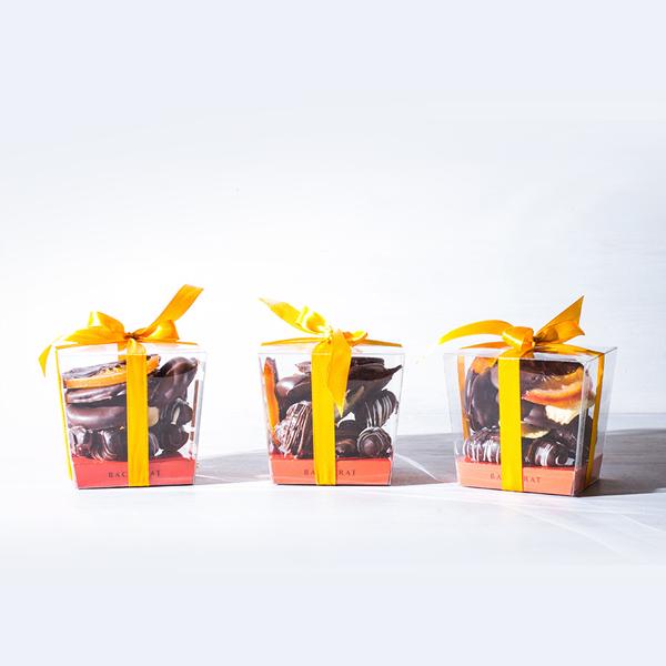 Набор сухофруктов в шоколаде