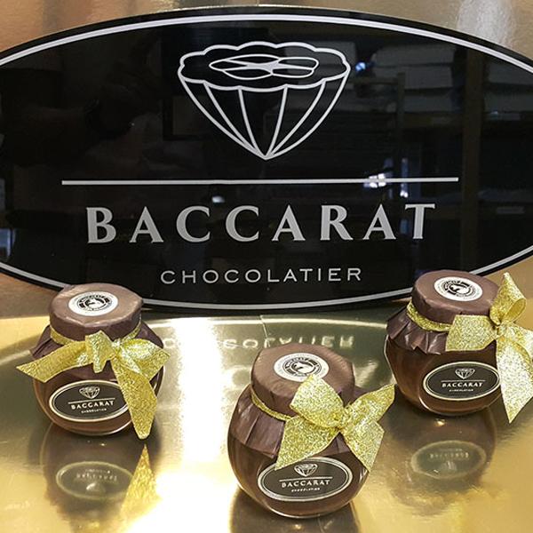 Шоколадные, Карамельные и Шоколадно-ореховые пасты от Baccarat